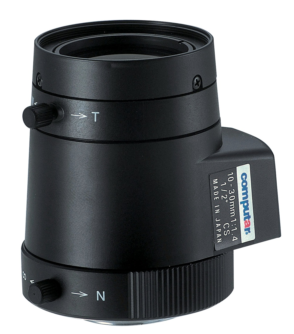 CBC HG3Z1014FCS 1/2 Inch 10-30mm f1.4 Varifocal, DC Auto Iris (CS Mount)-0