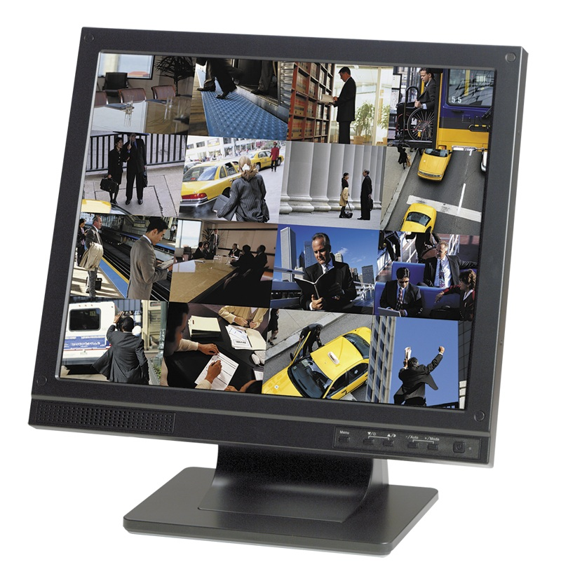 CBC ZM-L19A2 19-Inch LCD Monitor, High Brightness-0