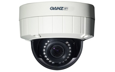 CBC ZN-DT1MTP-IR H.264 Outdoor IP Dome (720p) w/ IR-0