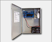 Altronix LPS3C12X 12VDC @ 2.5 amp, over voltage protection, grey enclosure-0