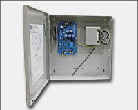 Altronix LPS5C24X 24VDC @ 3.5 amp, 115VAC input, AC and battery monitoring, grey enclosure-0