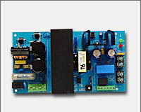 Altronix OLS120 12VDC or 24VDC @ 4 amp, 115VAC input, AC and battery monitoring.-0