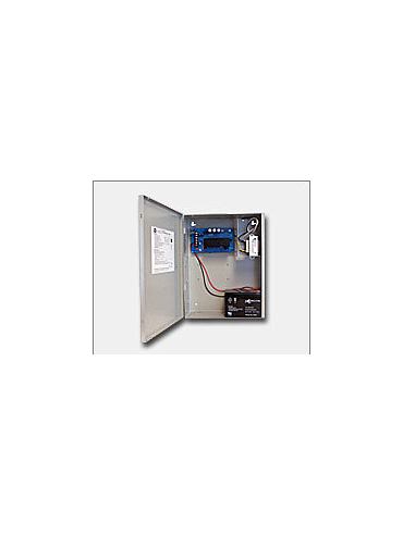 Altronix LPS3C12X 12VDC @ 2.5 amp, over voltage protection, grey enclosure