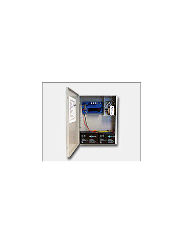 Altronix LPS3C24X 24VDC @ 2.5 amp, over voltage protection, grey enclosure