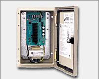 Altronix LPS3WP24 24VDC @ 2.5 amp, over voltage protection, NEMA4/IP65 outdoor rated enclosure