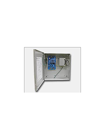 Altronix LPS5C24X 24VDC @ 3.5 amp, 115VAC input, AC and battery monitoring, grey enclosure