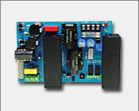 Altronix OLS250 24VDC @ 10 amp, 115VAC input, AC and battery monitoring.