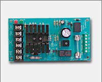Altronix PM224 24VDC @ 750mA, AC and battery monitoring.