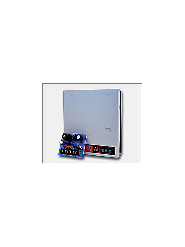 Altronix SMP3E 6VDC, 12VDC or 24VDC @ 2.5 amp, grey enclosure