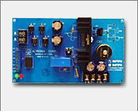 Altronix SMP5PM 12VDC or 24VDC @ 4 amp, AC and battery monitoring.
