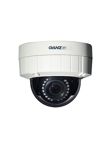 CBC ZN-DT2MTP-IR H.264 Outdoor IP Dome (1080p) w/ IR
