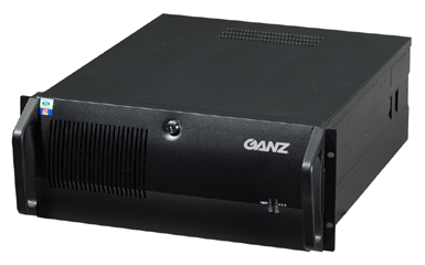 CBC ZNR-4U IP NVR Server w/Intel i7 processor, 50TB internal storage