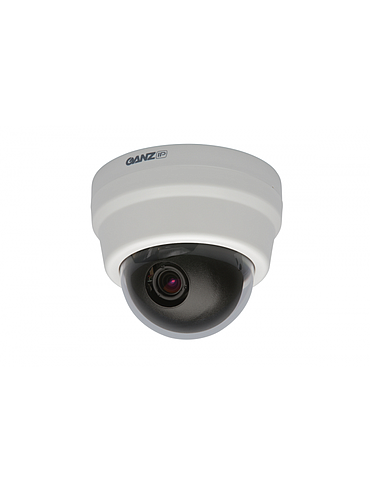 CBC ZN1A-DN312XE-M 2 Megapixel Network Indoor Dome Camera, 3.0 - 9.0 mm. Lens