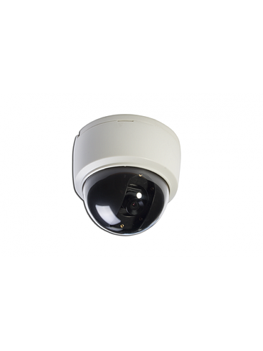 CBC ZN1A-D4FN7 2 Megapixel Indoor Network Dome Camera, 3 mm. Lens