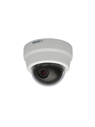 CBC ZN1A-DNT352XE-M 2 Megapixel Network Dome Camera, 3.0 - 9.0 mm. Lens