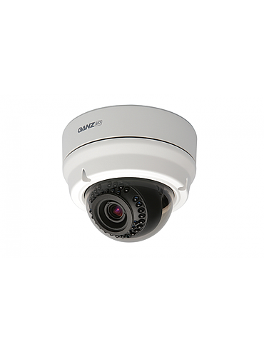 CBC ZN1A-DNT352XE-IR 2 Megapixel Network IR Dome Camera, 3.0 - 9.0 mm. Lens