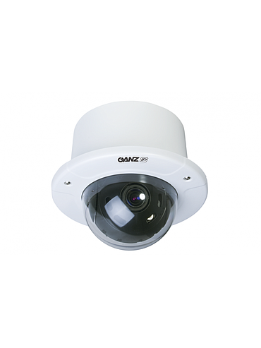 CBC ZN1A-DN332XE-MPD 2 Megapixel Network Indoor Dome Camera, 3.0 - 9.0 mm. Lens