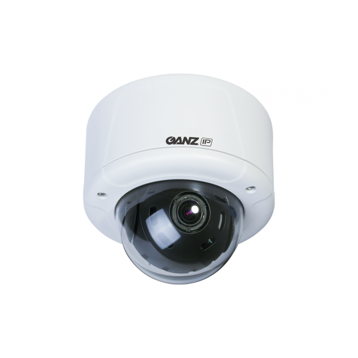 CBC ZN1A-DNT372XE-MPD 2 Megapixel Outdoor Network PTZ Camera, 3X Lens