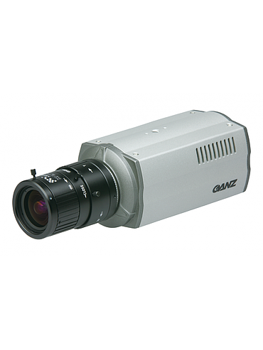 Ganz ZN-C6DHE 5 Megapixel Day / Night WDR CS Mount Box Camera (Lens not included)