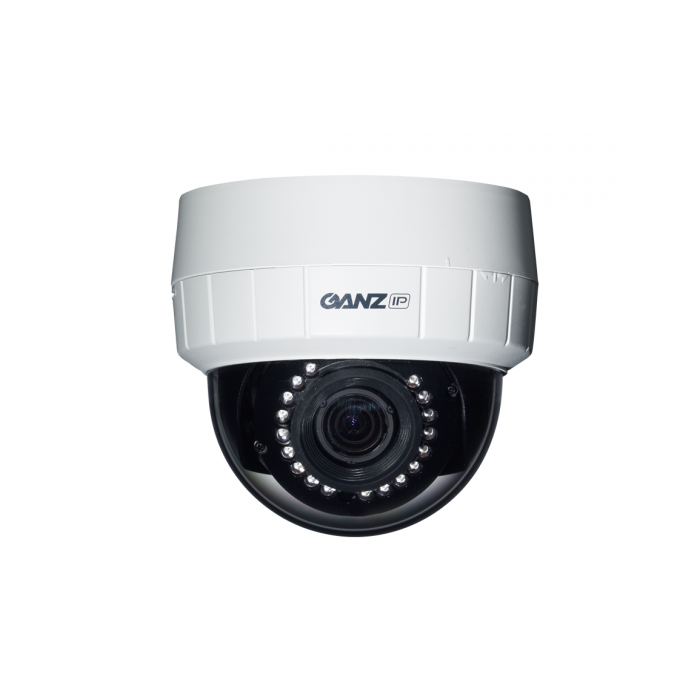 CBC ZN-D2MTP-IR PixelPro 1080p HD IR Network Dome Camera, 3.0 - 9.0 mm.