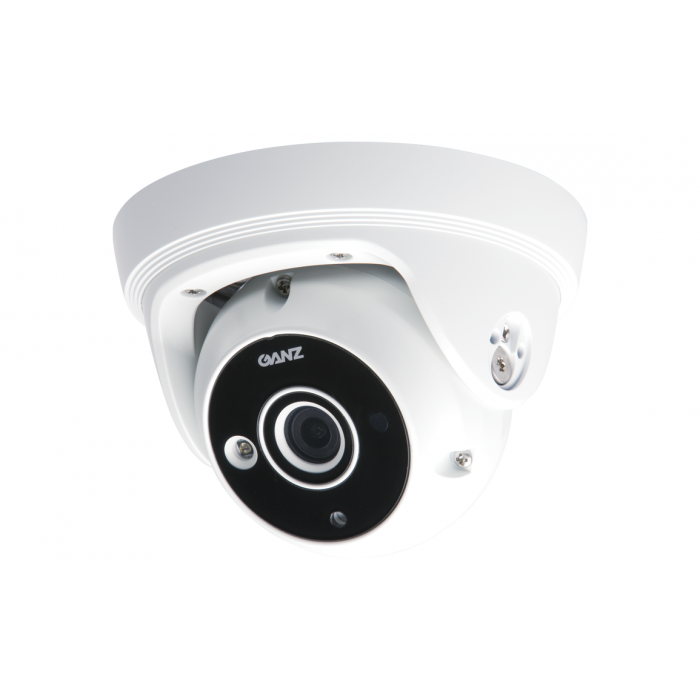 CBC ZN-M4NTFN3L 1080p Outdoor IP Mini IR Dome Camera with 2.8 mm. Lens