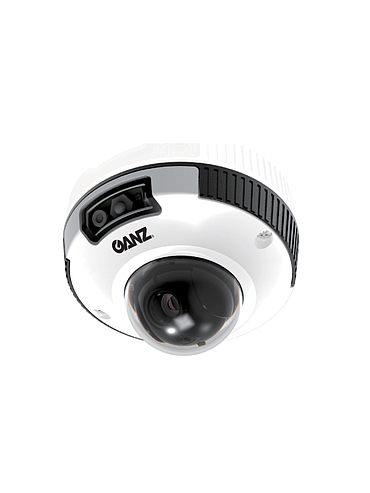 CBC ZN8-M4NTFN4L 1080p Outdoor IR Mini Dome Camera w/ 3.6 mm. Fixed Lens