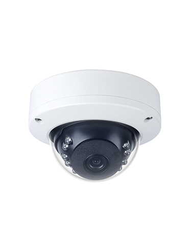 CBC ZN8-D4NTFN4L-E 2 Megapixel Network IR Outdoor Dome Camera, 3.6 mm. Lens