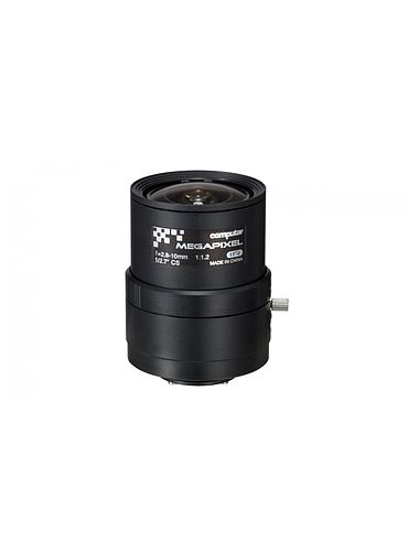 CBC A4Z2812CS-MPIR 3MP 2.8 - 10.0 mm. Manual Iris Day / Night IR Lens