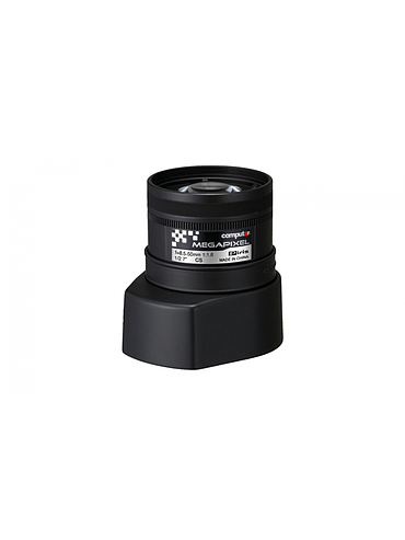 CBC AG6Z8516KCS-MP 3Mp P-Iris Varifocal Lens, 8.5 - 50.0 mm.