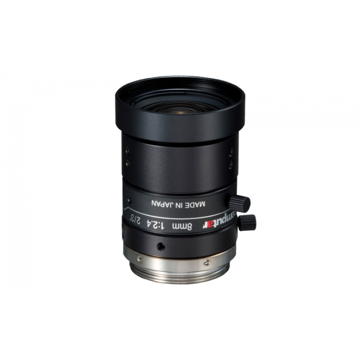CBC M0824-MPW2 5 MP Ultra Low Distortion Lens, 8 mm.