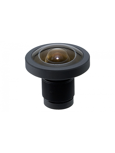"CBC E1628KRY 1/1.7"" 1.6 mm. 4K Fisheye IR Board Lens"
