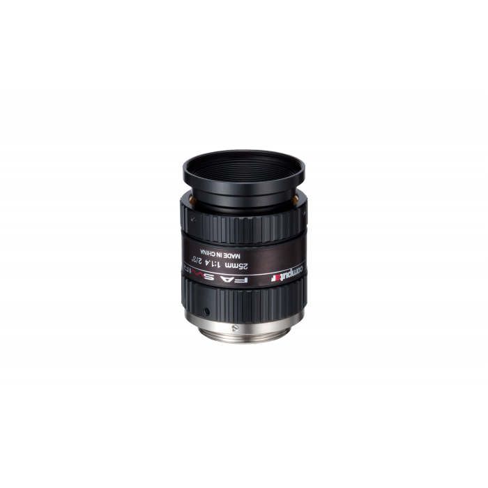 CBC M2514-SW 25 mm. F1.4 C-Mount Short Wave IR Lens
