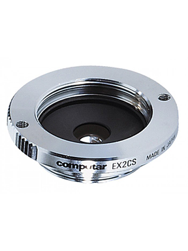 CBC EX2CS Lens Extender (2X) for CS-Mount