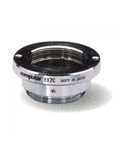 CBC EX2C Lens Extender (2X) for C-Mount