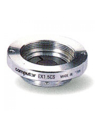 CBC EX1.5CS Lens Extender (1.5X) for CS-Mount