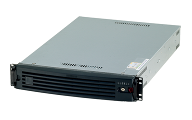 CBC ZNR-2U IP NVR Server w/Intel i7 processor, 9TB internal storage