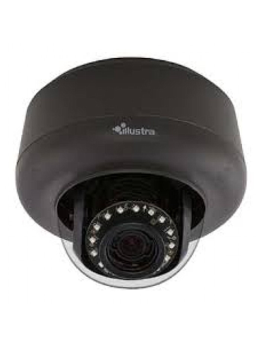 American Dynamics IPS02D2ICBTT Illustra Indoor Mini-Dome Camera Black