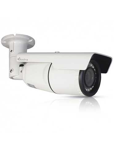 American Dynamics IPL02B1BNWIY Illustra Pro LT Bullet Outdoor Camera