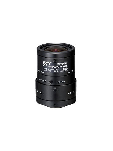 CBC E3Z4518CS-MPIR 5 Megapixel, 1/1.8 Inch 4.5-13.2mm F1.8 Varifocal, HD Series, Manual (CS Mount) Day/Night IR