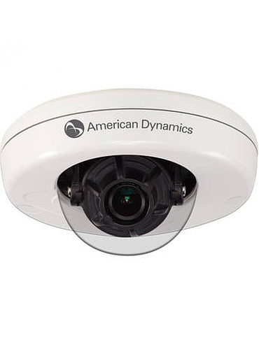 American Dynamics ADCI600-M111 Vandal-Resistant Minidome w/ 2.8 mm. Lens