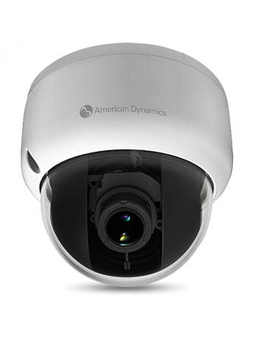 American Dynamics ADCI800F-D111 Illustra Flex 600 3 MP Indoor Dome Varifocal 3.0 - 9.0 mm.