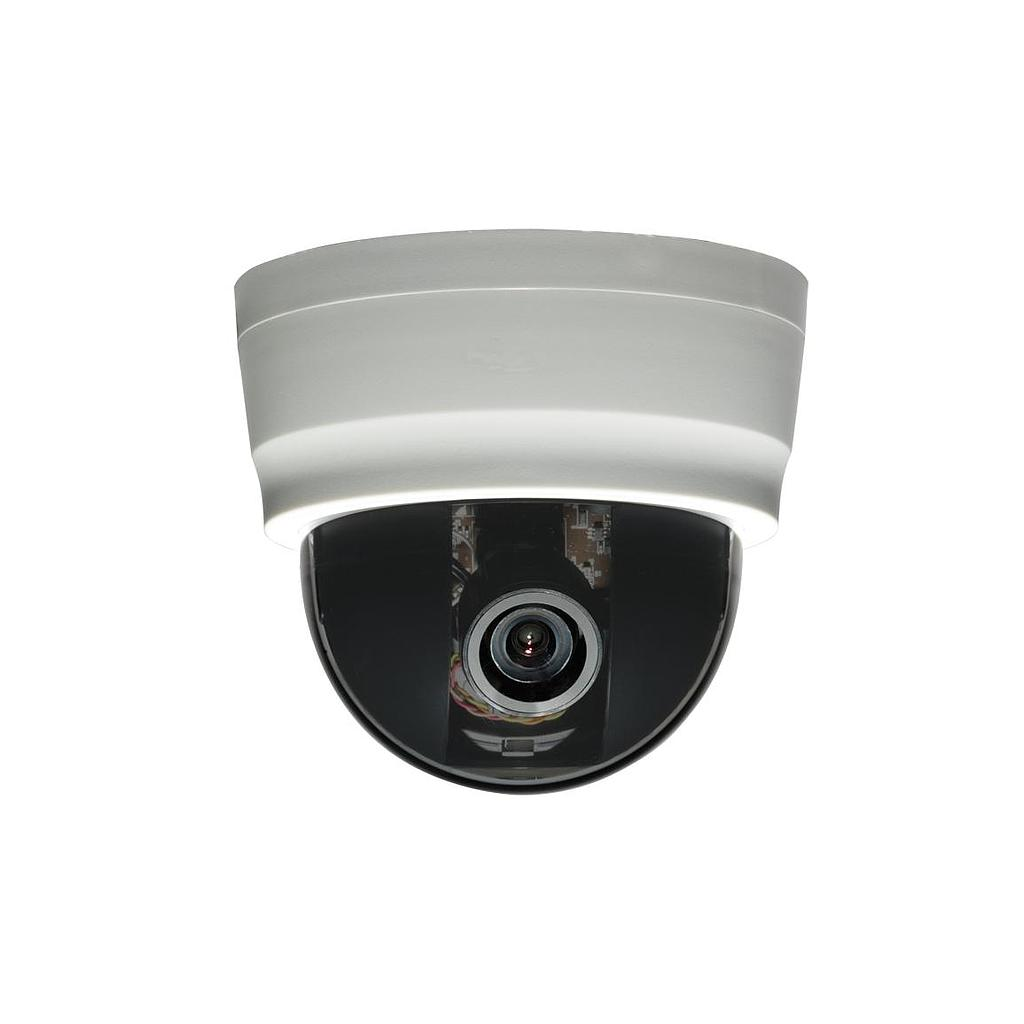 "CBC DCB-39 1/3"" 600 TVL High Resolution Color Dome camera w/ 3-9mm varifocal lens"