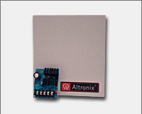 Altronix AL624E 6VDC, 12VDC @ 1.2 amp or 24VDC @ 750mA , grey enclosure